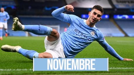 Resumen del mes: noviembre