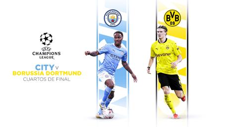 El BVB, rival del City en Liga de Campeones