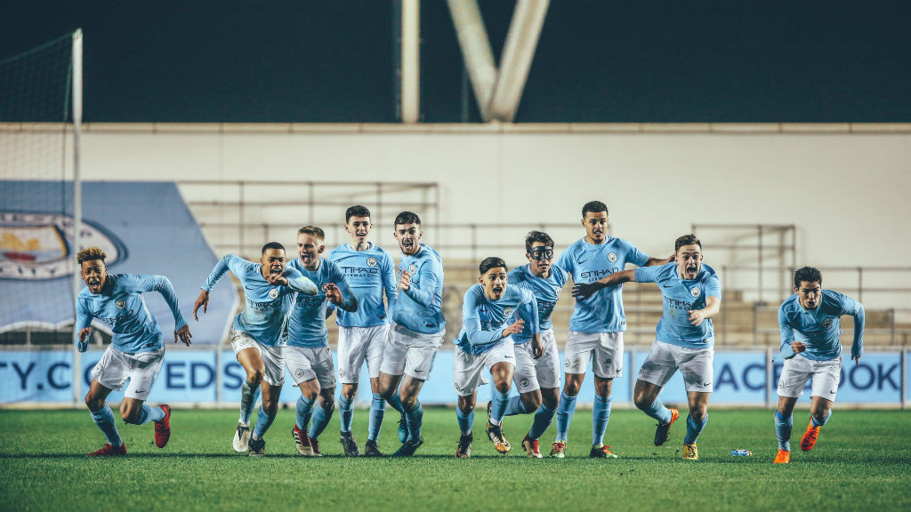 Into the Blue: The story of the 2017/18 UYL