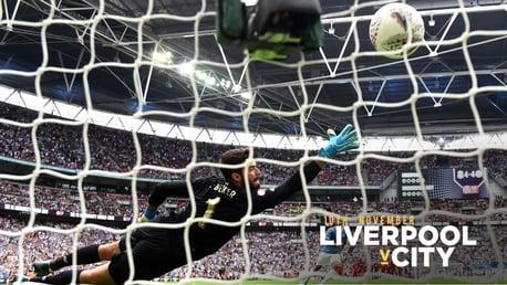 Liverpool v City: Stat attack
