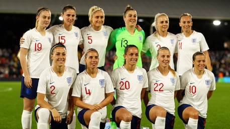 LIONESSES: Nine Blues have been called-up for England duty...