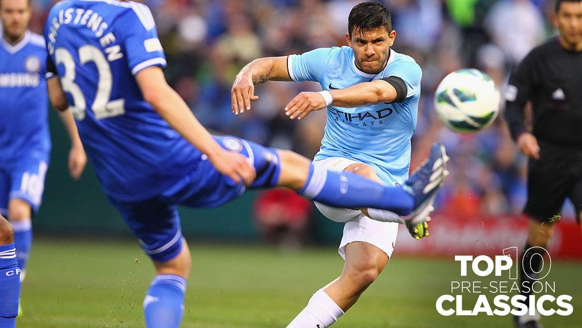 Pre-season classics: City 4-3 Chelsea 2013