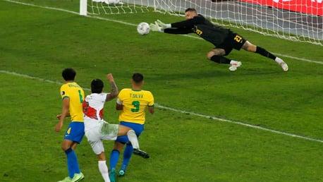 Clean sheet for Ederson as Brazil reach Copa America final
