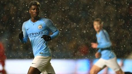 REPORT: Liverpool 1-1 City.