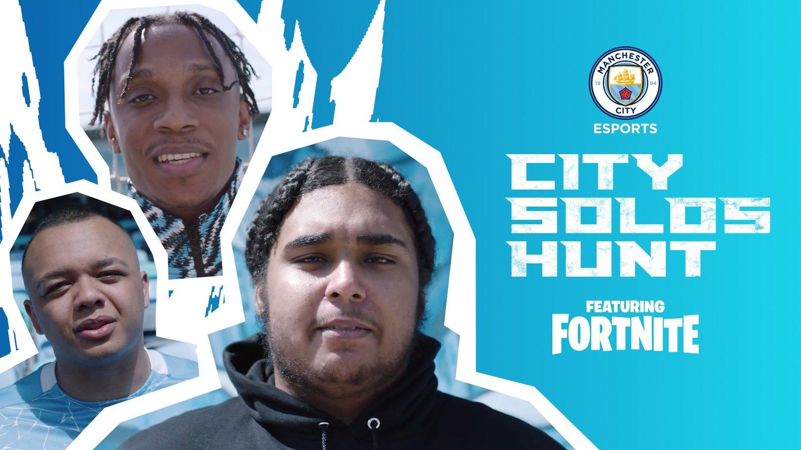 City Mencari Pemain Fortnite Profesional!