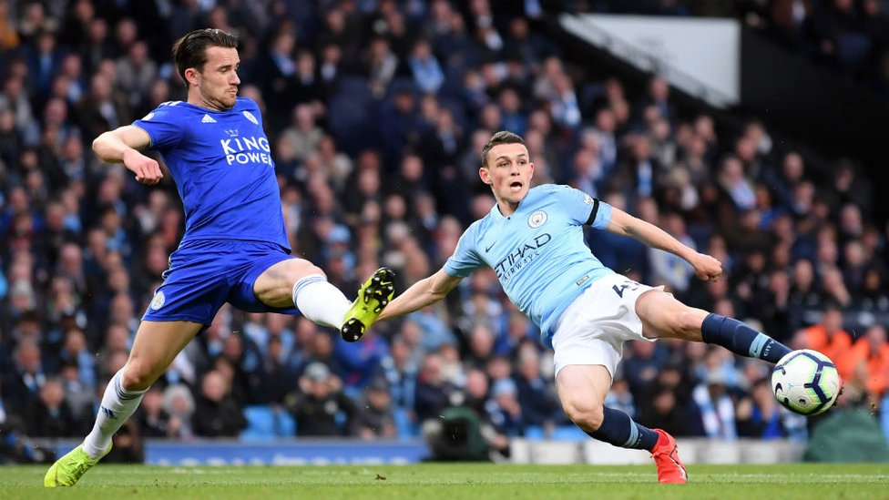 YOUNG GUN : Foden hunts for his second Premier League goal after netting his first against Tottenham.