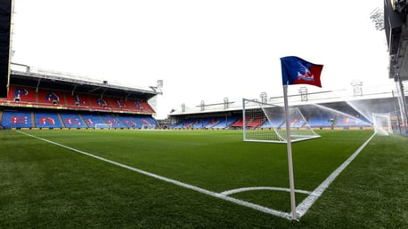 SOLD OUT: City's trip to Palace is now a sell out