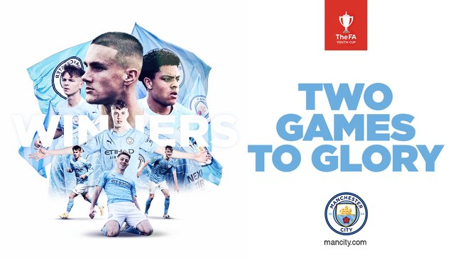 Two games to glory FA Youth Cup documentary