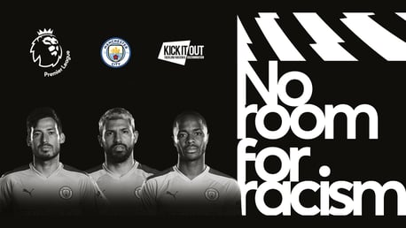 NO ROOM FOR RACISM: Premier League rejects racism of any kind