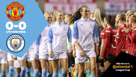 Full-match replay: United 0-0 City