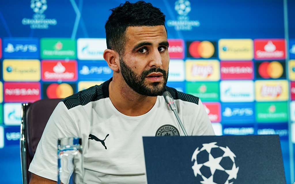 Mahrez not fearing injury despite busy schedule