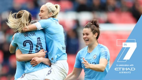 Walsh on 2019 FA Cup: Living the dream