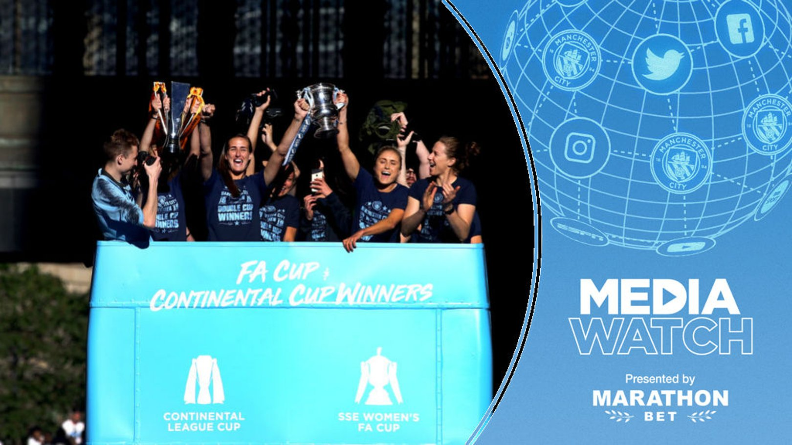 MEDIA WATCH: All the latest ahead of today's Women's FA Cup game