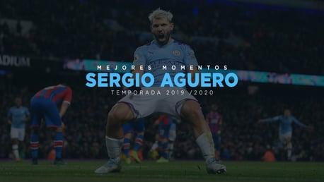 Le meilleur de Sergio Agüero