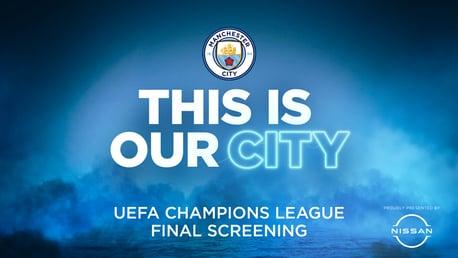 City projettera la finale de l'UEFA Champions League à l'Academy Stadium