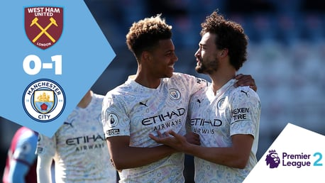 West Ham 0-1 EDS: full-match replay