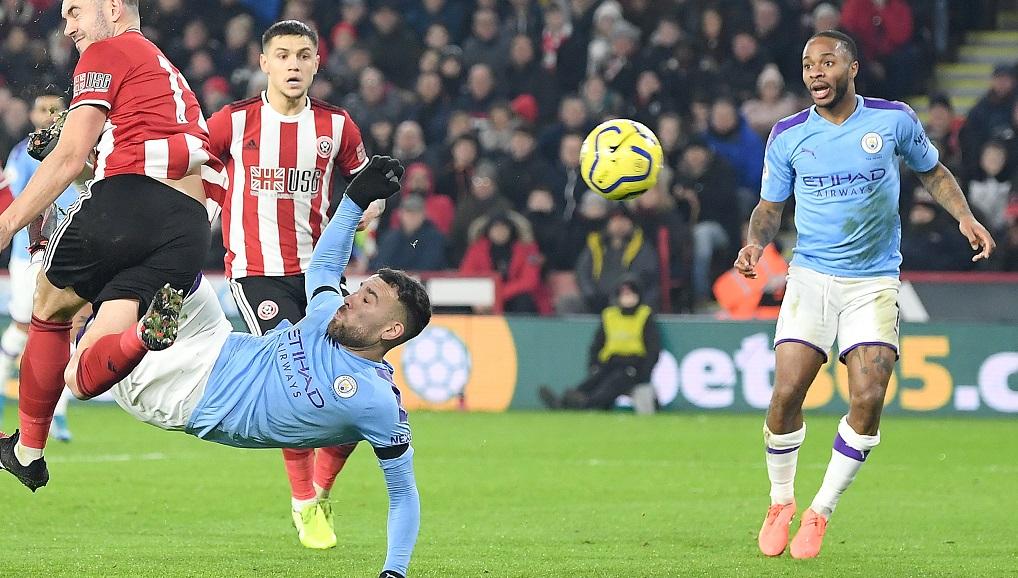 Laporte Kembali, Aguero Kembali Beri Kemenangan