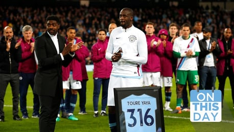 On this day: Cup final frustration, Yaya's emotional farewell