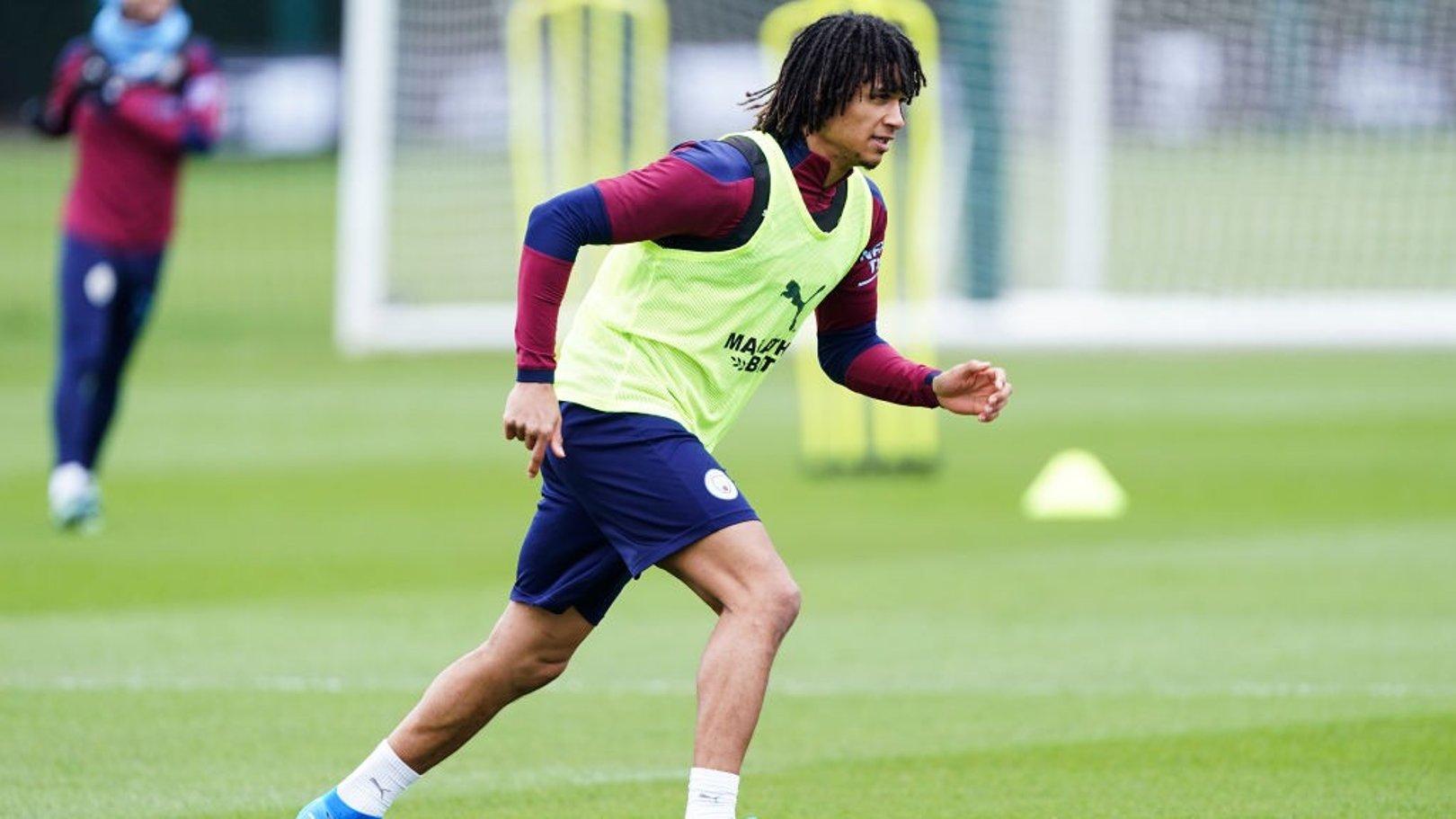 City v Leeds: Ake returns as City make seven changes