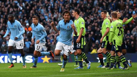 Classic highlights: City 5-0 Aston Villa