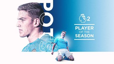 Liam Delap wins Premier League 2 Player of the Season