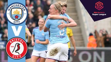Watch City v Bristol City Women on CITY+