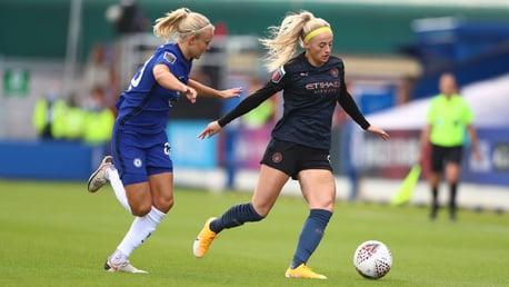 Chelsea v City: Match highlights