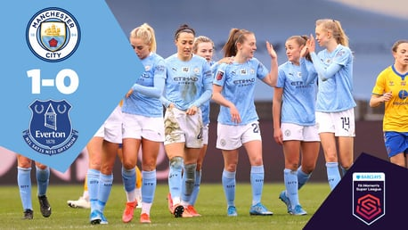 City 1-0 Everton: Full-match replay