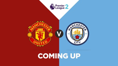 United U23s v City: EDS live on CITY+