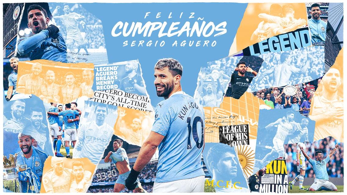 ¡Feliz cumpleaños Sergio!