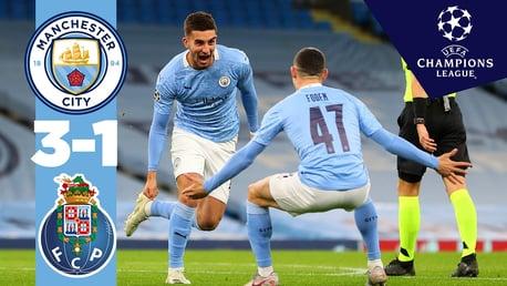 챔피언스리그 하이라이트 | CITY 3–1 포르투