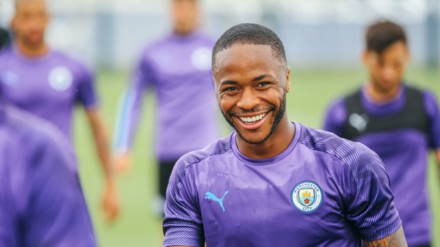 PURPLE PATCH : Raheem Sterling bagged four goals in pre-season!