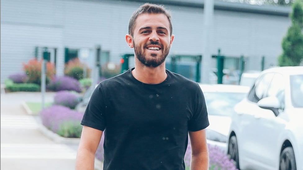 GOLDEN SILVA : The 2018/19 Etihad Player of the Season, Bernardo Silva