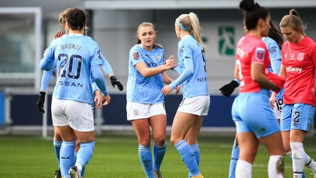 Dahlkemper makes debut as fab four downs Hammers