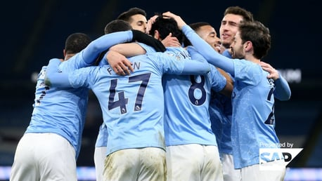 Ultimate Goal: Who will end up City's top scorer?