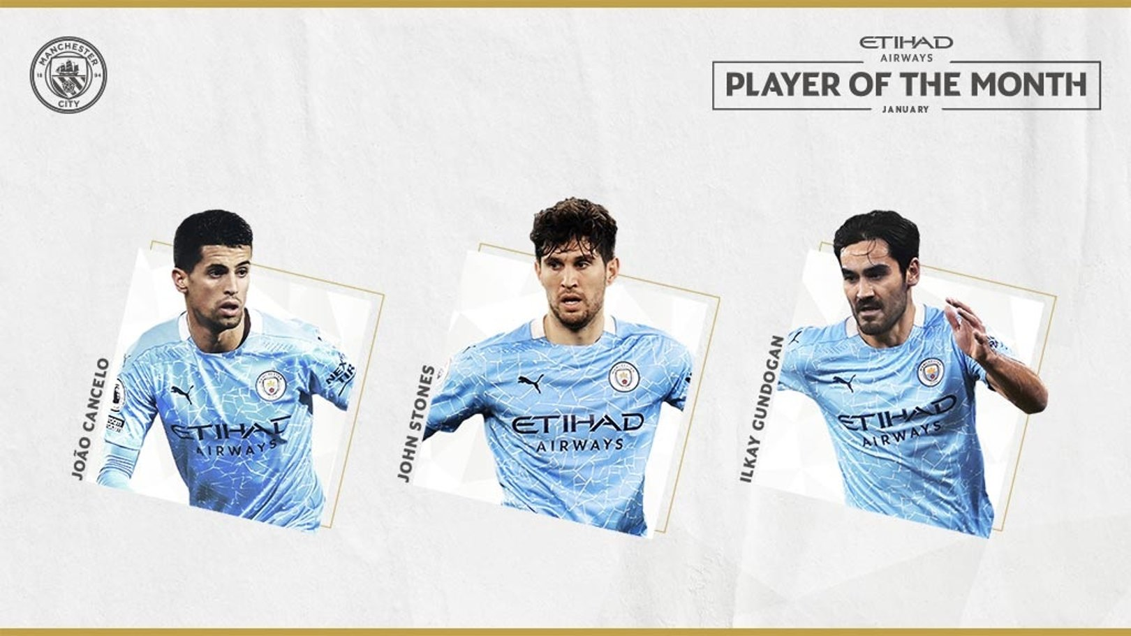 Etihad Player of the Month: January nominees