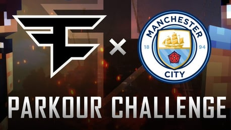 City and FaZe Clan launch Parkour Challenge game mode
