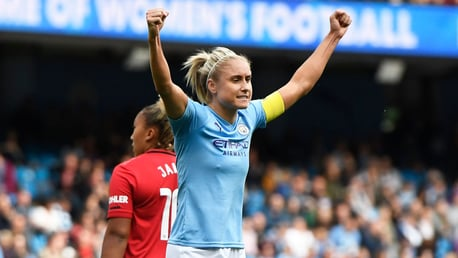 All eyes on Manchester Derby at Women's Football Weekend