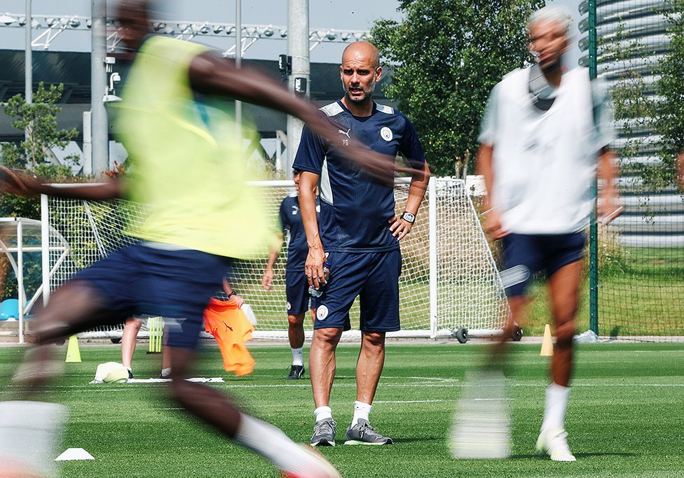 In focus:  The gaffer