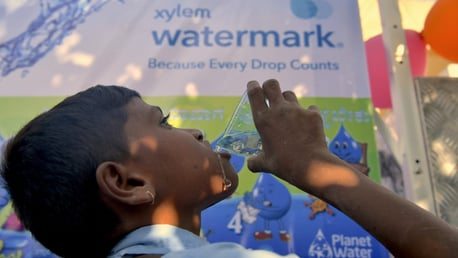 Xylem and Cityzens Giving continue to tackle Bangalore water challenges