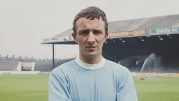Mike Summerbee - City legend at 78