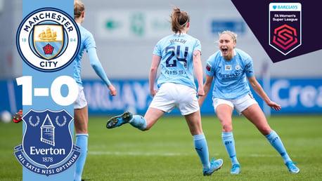 City 1-0 Everton: resumen
