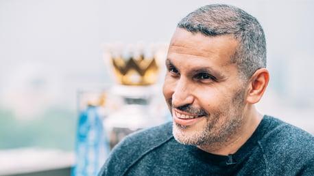 포든의 발전은 아카데미팀의 가치를 보여줘 | 칼둔 알 무바라크 회장님과의 인터뷰 2021 파트#3