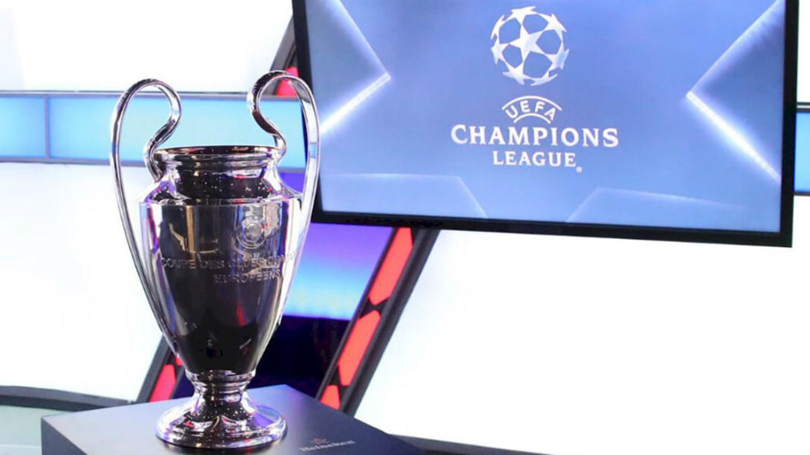 When and where is the Champions League draw?