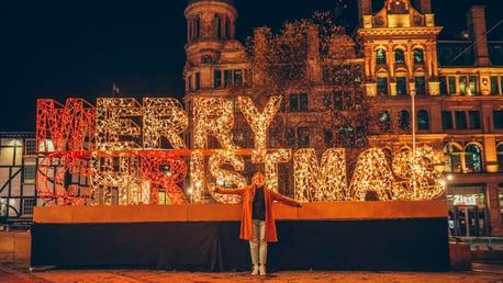 จานีน เบ็คกี้: คริสต์มาสในแมนเชสเตอร์
