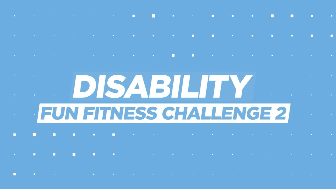 Disability fitness challenge: 2