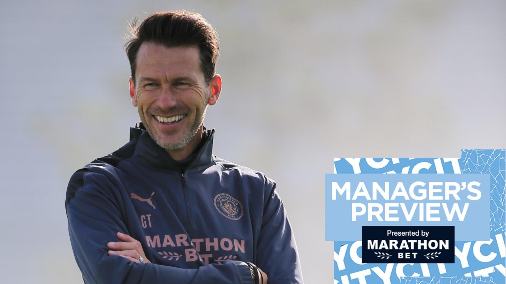 City v West Ham: Taylor provides team news update