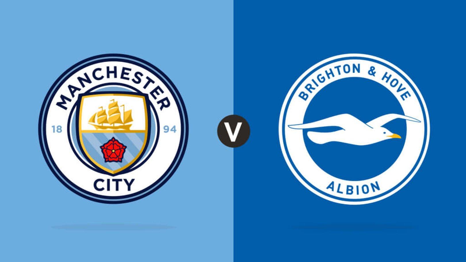 Man City v Brighton & Hove Albion: en directo