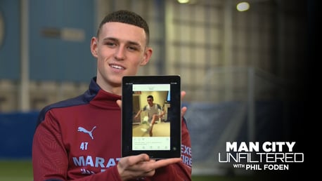 City Unfiltered: Phil Foden