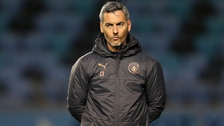 Vicens: We'll step up to the occasion